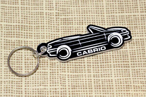 Peugeot 306 Cabriolet Keyring