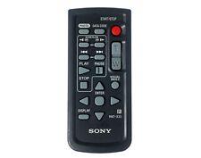 Genuine Sony RMT-835 Wireless IR Remote Control Original Handycam Black NEW