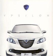 Lancia Ypsilon 07 / 2011  catalogue brochure polonais