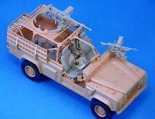 Legend 1/35 Land Rover Wolf WMIK Detailing Set (for Hobby Boss) [Resin] LF1230