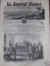 LE JOURNAL ILLUSTRE 1864 N 7 LES ELECTIONS A PARIS