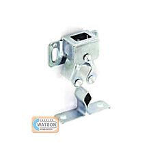 20x Metal DOUBLE ROLLER CATCH Zinc Plated Door Cupboard Caravan Latch Silver
