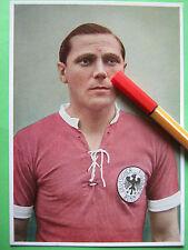 Max Morlock. Weltmeister 1954. WM 54. WM 1954. DFB. Nationalmannschaft. Bern FCN