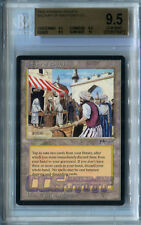 Bazaar of Baghdad #A (Arabian Nights) - BGS GEM MINT 9.5 (QUAD+ w/10 sub) MTG *C