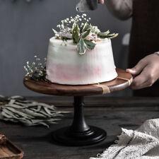 3 Sizes Round Cake Stand Pedestal Dessert Food Display Wedding Party Holder
