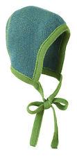 disana Mütze Häubchen Melange Strick Merino Schurwolle Gr. 0 bis 1 viele Farben