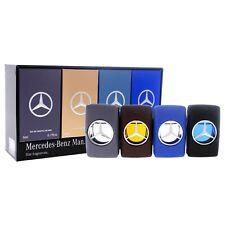 Mercedes-Benz Man Mini Gift Set Star Fragrances 5 ML x 4 pieces