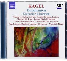 Mauricio Kagel - Szenario Duodramen Liturgien [New CD]