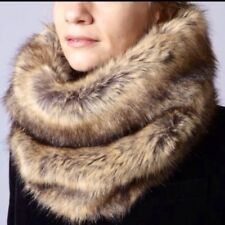 Luxury Faux Fur Snood, Made To Order
