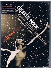 DEPECHE MODE ONE NIGHT IN PARIS THE EXCITER TOUR 2001 - 2 DVD F.C. SIGILLATO!!!