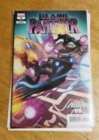 BLACK PANTHER #4 PASQUAL FERRY COSMIC GHOST RIDER Vs VARIANT COVER NEAR MINT +🔥