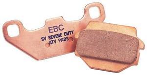 EBC FA67SV BRK PAD EBC FA67SV BRAKES BRAKE PADS