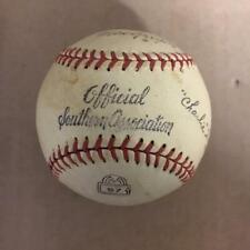 ~1950 Official Southern Association MacGregor Baseball & Original Box Nice!