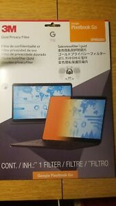3M Gold Privacy Filter Google Pixelbook Go GFNGG001