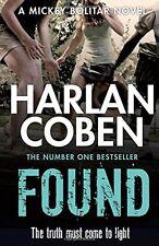 Found (Mickey Bolitar 3),Harlan Coben