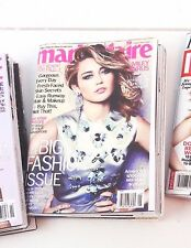 "Marie Claire with Miley Cyrus mini-magazine for FR, Barbie, 12"" dolls"