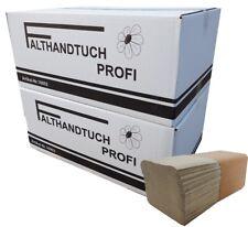 10000x Papierhandtücher 1lagig Einmalhandtücher Falthandtücher 25x23cm Recycling