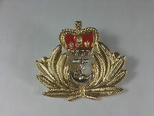 Royal Australian Navy Officers Cap Badge