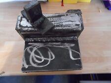 Lock box, containers,gates,anti cut plate version 10 mm UK patent design