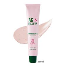 [ETUDE HOUSE] AC Clean Up Pink Powder Mask 100ml / Korea Cosmetic