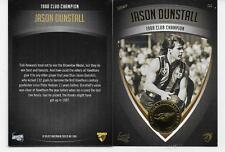 HAWTHORN HERITAGE INSERT / 250 ONLY JASON DUNSTALL  1988 B & F