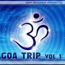 GOA-Trip v.1 - Various Artists  (CD, Jan-2006)  [Goa Trance / Rare / Import]