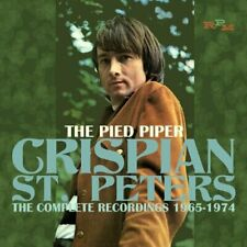 Crispian St Peters - The Pied Piper  The Complete Recordings 19651974 [CD]