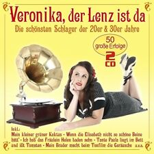 VERONIKA,DER LENZ IST DA-SCHLAGER DER 20ER & 30ER  2 CD NEUF