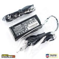 GenuineToshiba PA3917U-1ACA ADP-65SH A PA-1650-81 65W AC Power Adapter Charger