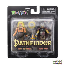 Pathfinder Minimates GenCon Exclusive Wave 1 Ostog the Unslain & Cairn Wight
