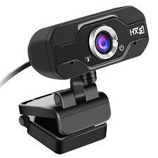 1080P HD Webcam web cam Desktop Camera w/MIC for Computer Mac Windows Live PC C