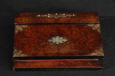 Ecritoire de voyage Napoléon III / writing box for voyage 19th century