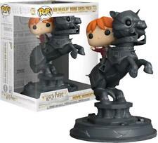 FUNKO Pop Harry Potter 82 Ron Riding Schach Stück Figure 21 CM Cinema Hermine #1