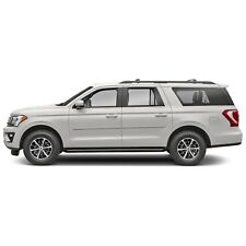 BODY SIDE Moldings, PAINTED Trim Mouldings For: FORD EXPEDITION MAX 2018-2019
