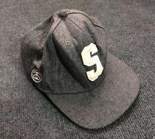 Vintage Stussy Hat Snapback logo Skateboard Caps