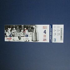 MONTREAL CANADIENS  2009 Ticket LOS ANGELES KINGS 1993 Cup Eric Desjardins goal