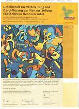 Gesellschaft zur Vorbereitung  u. Durchführung der Weltausstellung EXPO Hannover