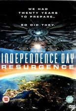 DVD INDEPENDENCE DAY RIGENERAZIONE- resurgence