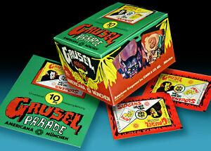 Americana Horror Parade > Ladenbox And Original Bildertüten 70er > Great
