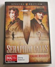 Seraphim Falls Vengeance Never Rest (DVD, 2007)
