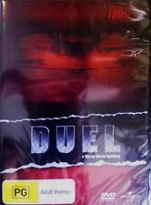DUEL SPECIAL EDITION : NEW DVD : STEVEN SPIELBERG