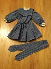 1989 American Girl PC  Samantha Play Dress W Hair Ribbon Buy 3 Get Free Ship
