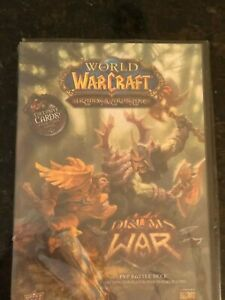 World of Warcraft Drums of War - PVP Battle Decks Factory sealed