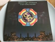 ELECTRIC LIGHT ORCHESTRA A NEW WORLD VINYL LP 1976 UAG 30017EXCELLENT CONDITION