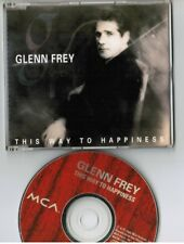 "GLENN FREY This Way To Happiness JAPAN 5"" MAXI CD MVCM-13019 w/PS No OBI FreeS&H"