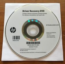 HP Driver & Utility Software for sale | eBay