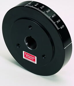 Professional Products 80000 Powerforce Harmonic Damper