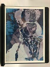 """Sister Corita Kent 1968 * Madonna * 10x14"""" poster"""