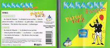 Karaoke CD+G Party Francais Vol.2 CDG BRAND NEWat MusicaMonette from Canada