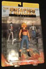 "TULIP Preacher 6"" Action Figure Vertigo DC Direct Universe (2000) new"
